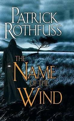 NEW The Name of the Wind By Patrick Rothfuss Paperback Free Shipping