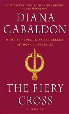 NEW The Fiery Cross By Diana Gabaldon Paperback Free Shipping