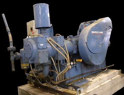 1997 Ingersoll Rand Phe-Nl 75 Hp Reciprocating Compressor Size 10&5X7 500 Psig