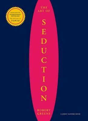 NEW The Art of Seduction By Robert Greene Paperback Free Shipping