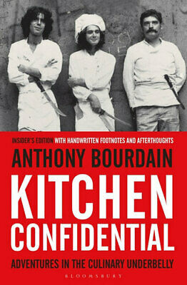 NEW Kitchen Confidential By Anthony Bourdain Paperback Free Shipping