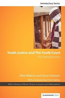 Youth Justice & the Youth Court: An Introduction (Introductory Series) (Paperba.