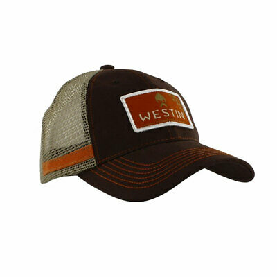 Westin Hillbilly Trucker Cap Grizzly Brown Base Cap