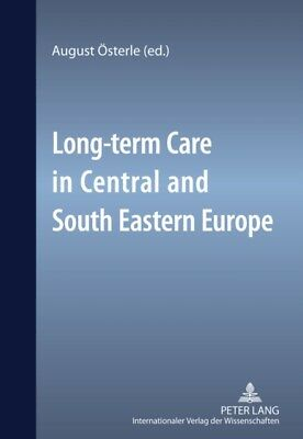 Long-term Care in Central and South Eastern Europe (Hardcover), O. 9783631616895