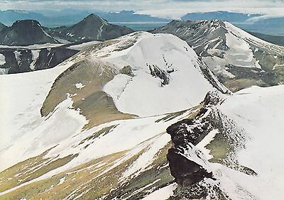 Post Card - Kerlingarfjöll, a mountain range in the central plateau