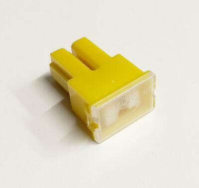 Slow Blow Fuse - Pal Female Type - 60 Amp Compatible with Nissan Mazda Honda Toy