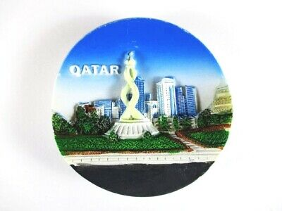 Qatar Arabische Emirate UAE,Fridge Poly Magnet Souvenir(120)