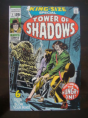 Tower Of Shadows Special #1 VG+ Hungry One