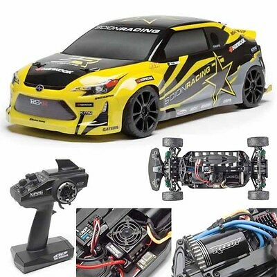 Team Associated 30117 1/10 APEX Scion tC 2015 Brushless On-Road Car 4WD RTR