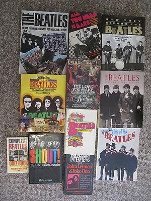 HUGE Beatles Book Collection.  1964 on...