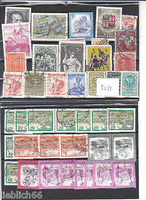 Austria Canceled Stamps Stamps used 5032
