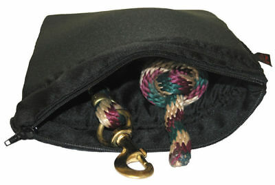 MOORLAND RIDER PADDED WASH BAG (7087) black horse protecting accessories