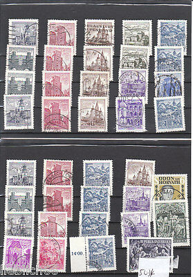 Austria Canceled Stamps Stamps used 5034