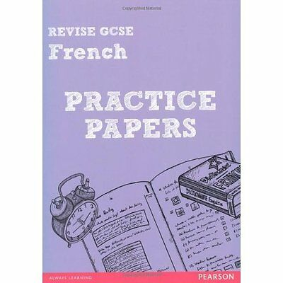 Revise GCSE French Practice Papers (Revise for French G - Paperback NEW Mr Stuar