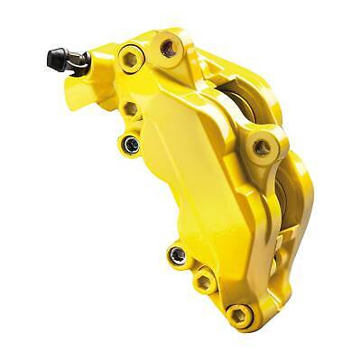 Foliatec Vehicle/Car Brake Caliper Paint And Engine Lacquer In Speed Yellow