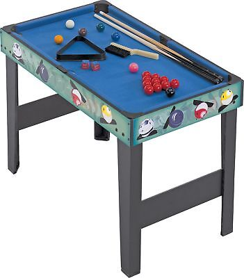 Chad Valley 3ft 4-in-1 Multi Games Table. From the Official Argos Shop on ebay