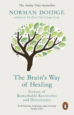 NEW The Brain's Way of Healing By Norman Doidge Paperback Free Shipping