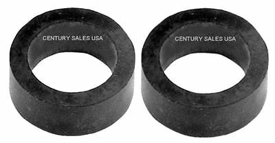 "1 Set 300 Deg Epdm Gauge Gage Sight-Glass Washers Gaskets 5/8"" Od Glass"