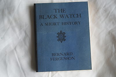 WW2 British The Black Watch a Short History Reference Book