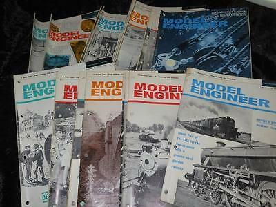 VINTAGE MODEL ENGINEER MAGAZINE 1965 Choose From Selection Volume 131