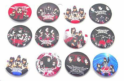 1 Pcs. Babymetal Button Pin Badge Button