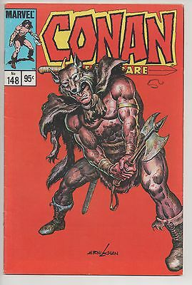 CONAN #148 french comic français EDITIONS HERITAGE