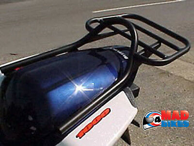 Suzuki Gsxr1000 K5 - K6 Renntec Luggage Rack Carrier In Black