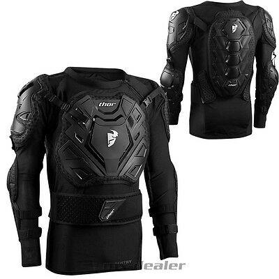 Thor Sentry XP Protektorenjacke Brustpanzer S / M L / XL XXL MX Safety