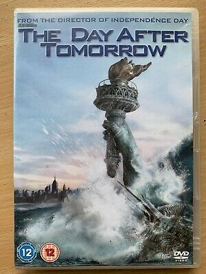 Jake Gyllenhaal Day After Tomorrow ~ 2004 Extreme Clima Desastre Película Ru DVD