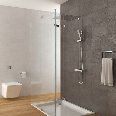 hansgrohe duscharmatur set croma 100 multi mit thermostat duschsystem brause eur 135 00. Black Bedroom Furniture Sets. Home Design Ideas
