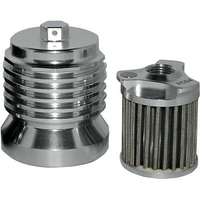REUSABLE Oil Filter Cooler For Harley-Davidson