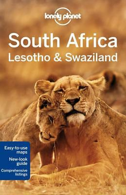 NEW South Africa, Lesotho & Swaziland By Lonely Planet Paperback Free Shipping