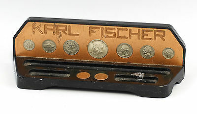 Writing desk Set with inlaid Dollar-coins 25480007