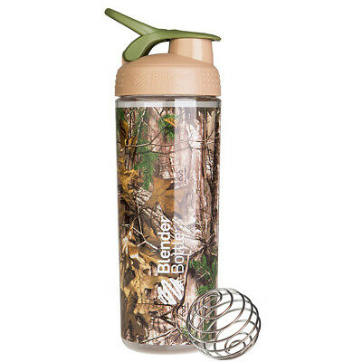 Blender Bottle SportMixer 28 oz. Sleek Tritan Shaker - RealTree Xtra