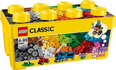 LEGO Classic Medium Creative Brick Box - 10696. From the Argos Shop on ebay