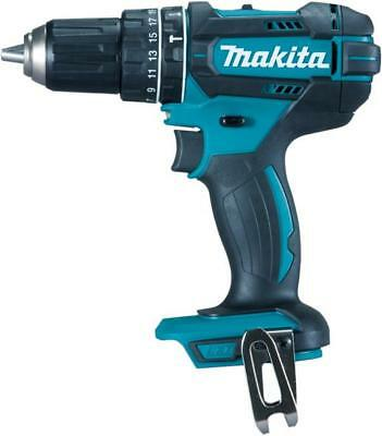 Makita Dhp482Z 18 Volt Cordless Lithium Ion Combi Hammer Drill (Bare Unit)
