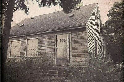 Eminem - The Marshall Mathers Lp2: Gatefold Sleeve Vinyl Album