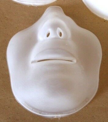 Face Overlays 10 Each New Resusci Anne Silicone Face Overlays  Laerdal