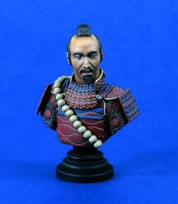 VERLINDEN 1285 - SAMURAI BUST 200mm RESIN KIT