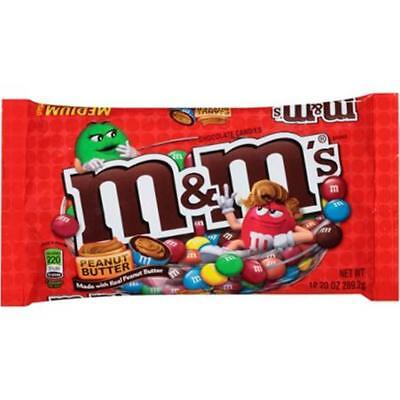 M&M's Chocolate Candies Peanut Butter (289,2g)