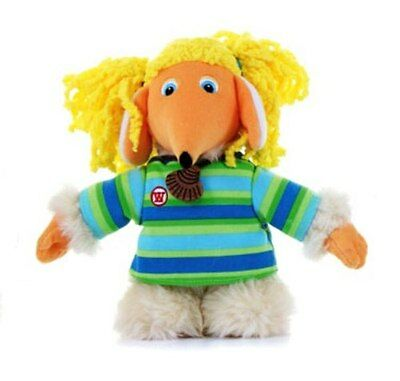 The Wombles 8 Inch Plush Alderney Soft Toy - *BRAND NEW*