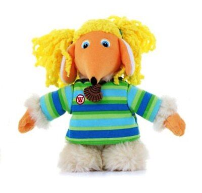 "The Wombles - 8"" Plush Alderney Soft Toy - *BRAND NEW*"