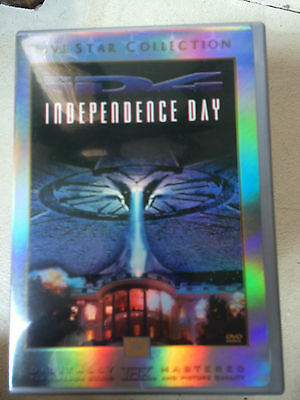 Will Snith INDEPENDENCE DAY ~ 1996 Sci-Fi Classic ~ 2-Disc Five Star US R1 DVD