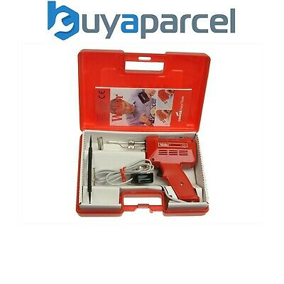 Weller WEL8100UDK 240v Expert Soldering Gun Kit 100w In Hard Carry Case