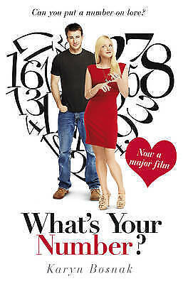 What's Your Number?, Karyn Bosnak, New