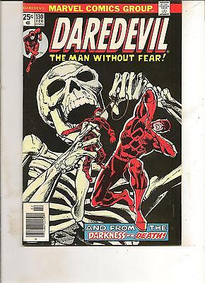 Daredevil, Man Without Fear #130 (1976) Marvel Comics Fn+