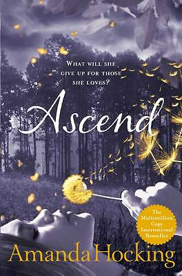 Ascend: Book Three in the Trylle Trilogy, Amanda Hocking, New