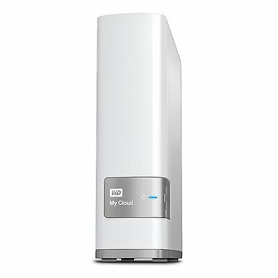 NAS 2TB WD MyCloud Personal Cloud Storage, Gigabit Ethernet, Processore Dual-Cor
