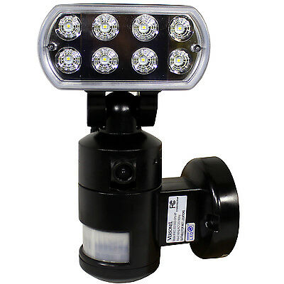 Versonel Nightwatcher Pro LED Security Camera Tracking Light w/ WiFi VSLNWP802B