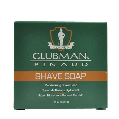 Clubman Pinaud Moisturizing Shave Soap 2oz